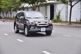 Bảng giá xe ô tô Isuzu cập nhật tháng 6 năm 2020