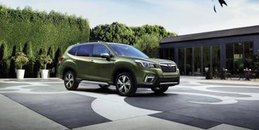 Bảng giá xe ô tô Subaru cập nhật tháng 6 năm 2020