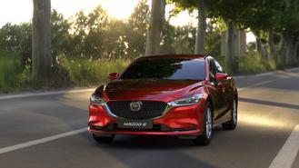 Mazda6 2020 vừa ra mắt có gì