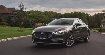 Thaco chốt giá Mazda6 2020, cao hơn phiên bản cũ