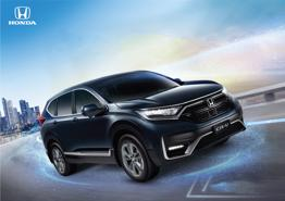 Sắp ra mắt Honda CR-V 2020 lắp ráp trong nước