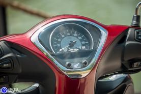 Doanh số xe máy Honda liên tục giảm