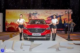 MG quay lại Việt Nam với hai mẫu xe HS và ZS