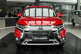 Giá lăn bánh Mitsubishi Outlander phiên bản 2020 mới nhất tại Việt Nam