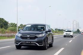 Giá lăn bánh Honda CR-V phiên bản 2020 tại Việt Nam
