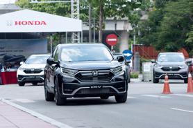 Trải nghiệm nhanh công nghệ Honda Sensing trên xe CR-V 2020 vừa ra mắt