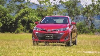 10 ô tô bán chạy nhất Việt Nam tháng 7 năm 2020