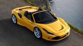 Ferrari F8 Spider mui trần đặc biệt ra mắt tại triển lãm Frankfurt
