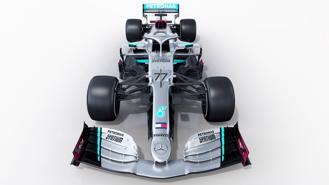 Ngắm W11, xe đua F1 2020 của đương kim vô địch Mercedes