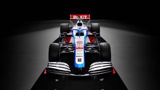 """FW43: xe đua """"cách mạng"""" của Williams mùa giải F1 2020"""