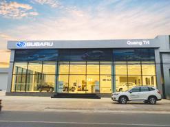 Khai trương đại lý Subaru đầu tiên tại Quảng Trị