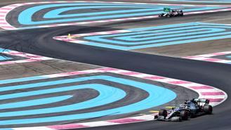 Chặng đua F1 tại Pháp sẽ không diễn ra