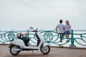 Ra mắt xe máy điện YADEA BuyE, giá gần 22 triệu đồng