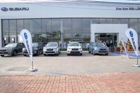 Khai trương đại lý Subaru Đắk Lắk