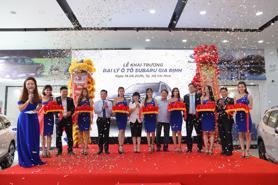 Subaru khai trương đại lý thứ 12 tại Việt Nam