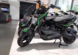 Thị trường xe máy điện sắp có thêm mẫu xe mới