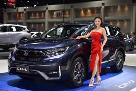 Honda CR-V 2020 vừa mở bán đã ưu đãi cả trăm triệu đồng