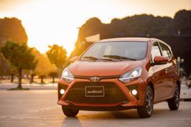 Toyota Vios tăng trưởng mạnh, quay lại ngôi vương