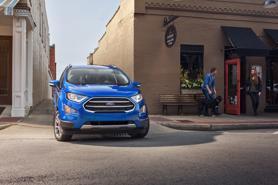 Không đấu nổi Hyundai Kona và Kia Seltos, Ford EcoSport liên tục giảm giá