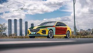 Xe ô tô VinFast đạt giải thưởng an toàn của ASEAN NCAP