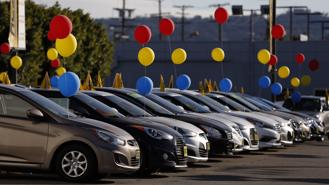 Hơn 1.000 ô tô Trung Quốc nhập khẩu vào Việt Nam