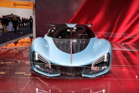 """Ngắm hypercar đắt nhất Trung Quốc, giá """"sắc ngọt"""" hơn 33 tỷ đồng"""