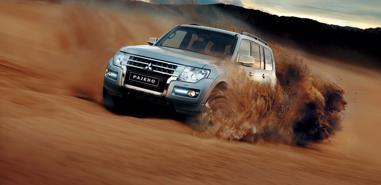Mitsubishi Pajero Sport mới chốt ngày ra mắt 6/10?