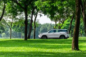 Mẫu xe SUV 7 chỗ nào có giá cao nhất hiện nay?