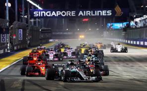 F1 lo ngại vì không khí ô nhiễm tại Singapore