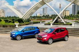 Giá lăn bánh xe ô tô Ford EcoSport 2020