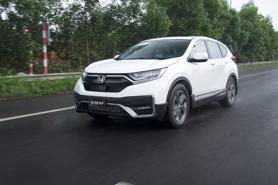 Honda CR-V giảm 160 triệu đồng
