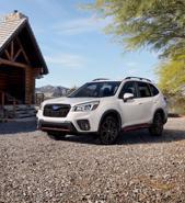 Triệu hồi hơn 366.000 SUV Subaru Forester vì lỗi túi khí