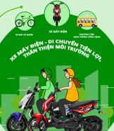 Hãng xe máy điện chỉ ra 5 mẹo đơn giản hướng tới lối sống xanh