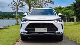 Ô tô Trung Quốc khuấy đảo thị trường Việt cuối năm