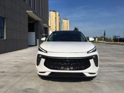 Sau Beijing X7, một mẫu ô tô Trung Quốc mới chuẩn bị về Việt Nam