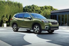 Subaru Forester ưu đãi mạnh tay cho khách mua hàng trong tháng 6/2021