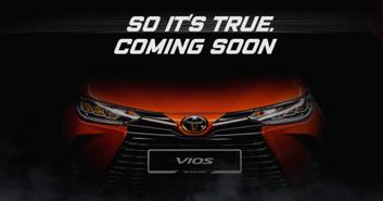 Toyota Vios 2021 ra mắt Malaysia, sắp về Việt Nam?