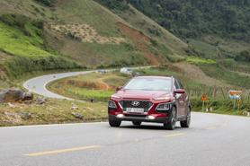 Hyundai Kona bất ngờ sụt giảm doanh số