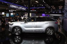 Beijing X7 hybrid tiêu hao nhiên liệu chỉ tương đương… xe máy?