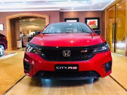 Honda City 2021 lộ diện hoàn toàn trước ngày ra mắt
