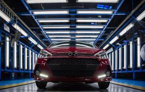 Bảng giá xe ô tô Hyundai Grand i10 tháng 12/2020