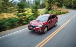 Xe Subaru đồng loạt giảm 165 triệu đồng trong tháng Tư