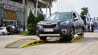 Bảng giá xe ô tô Subaru cập nhật tháng 2 năm 2020