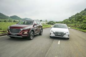 Hyundai bán gần 6.000 xe trong tháng Tết