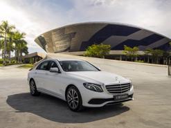 Mercedes E 200 Exclusive giá 2,29 tỷ đồng tại Việt Nam