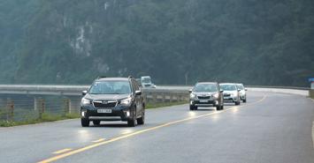 Subaru ưu đãi khủng cho khách mua xe