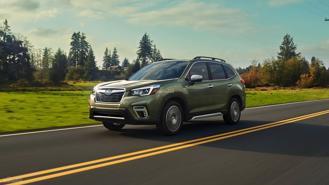 Bảng giá xe ô tô Subaru cập nhật tháng 4 năm 2020