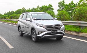 Triệu hồi gần 1.600 xe Toyota Rush do lỗi túi khí