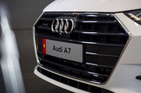 Audi A7 mới về đại lý, sẵn sàng đến tay khách hàng đầu tiên