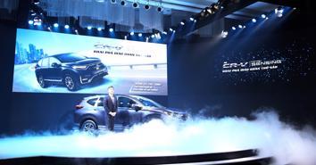Chính thức ra mắt Honda CR-V 2020, giá hơn 1,1 tỷ đồng
